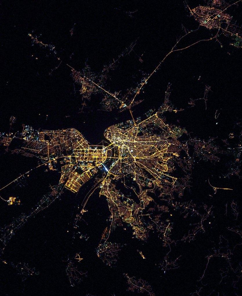 Belgrad_at_Night