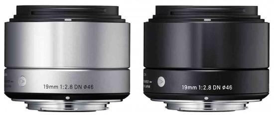 SIGMA-19mm-F2.8-DN