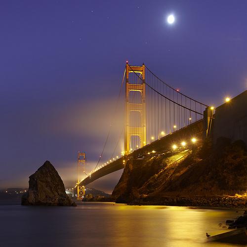 International Orange #2 - Golden Gate Bridge