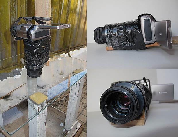 Alexey Kljatov Ausrüstung