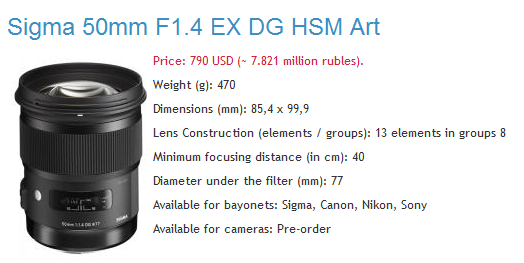 Sigma-50-mm-f-1-4-Art-Preis