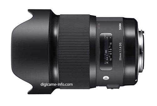 Sigma-20mm-f1.4-DG-HSM-Art-lens