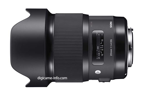 Sigma-20mm-f1.4-DG-HSM-Art-lens