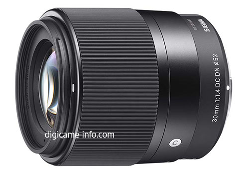 Sigma-30mm-F1.4-DC-DN-Contemporary-lens