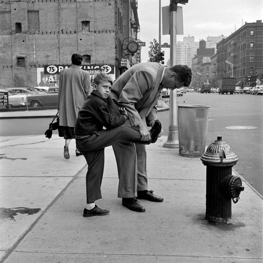 September 1956, New York, NY