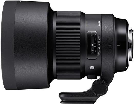 SIGMA-105mm-f1.4-DG-HSM-Art-lens-Objektiv